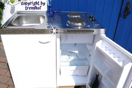 Miniküche Mit Kühlschrank Ohne Herd : Mebasa mk singleküche mit oberschrank kühlschrank herd ebay