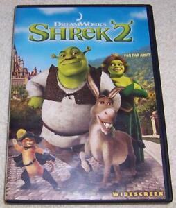 Shrek 2 Widescreen Edition Dvd 678149087123 Ebay