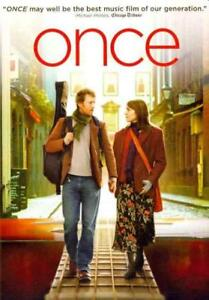 ONCE NEW DVD