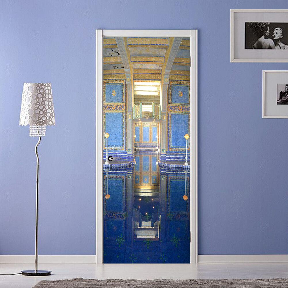 3D Reflexion 732 Tür Wandmalerei Wandaufkleber Aufkleber AJ WALLPAPER DE Kyra | Um Zuerst Unter ähnlichen Produkten Rang  | Elegantes und robustes Menü  | Verschiedene Waren