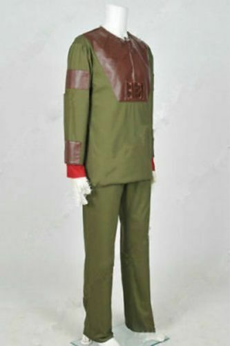 NEW Planet Of The Apes 1968 Cornelius uniform Cosplay  The Full Set Outfit#21