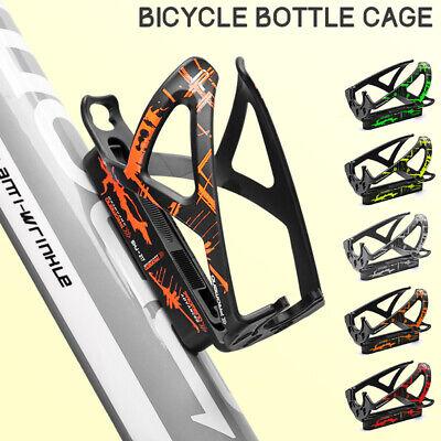 Bottle cage Holder Lightweight Rack MTB Organizer Carbon Fiber 3 colors