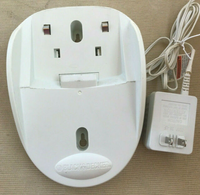Black Decker Power Supply Battery Charger 90560383 Ua150013b For Hand Vacuum For Sale Online Ebay