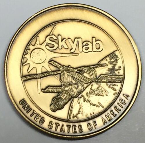 N501    NASA  SPACE  COIN MEDAL 1973 SKYLAB  I