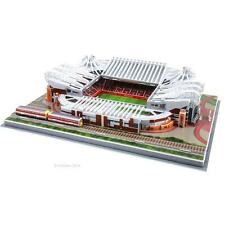 3D Replica Manchester United Football Club Old Trafford Stadium Easyfit Model