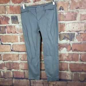 Old-Navy-Womens-Pixie-Pants-Size-4-Ankle-Cropped-Taupe