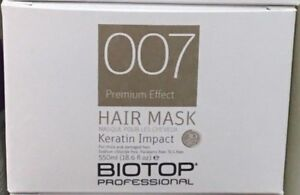 keratin impact 007 hair mask 550 ml 18 6 oz biotop ebay details about keratin impact 007 hair mask 550 ml 18 6 oz biotop