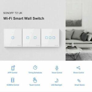 SONOFF-T2-1-2-3-Gang-Wifi-Light-Switch-Smart-Home-Supplies-UK-Standard