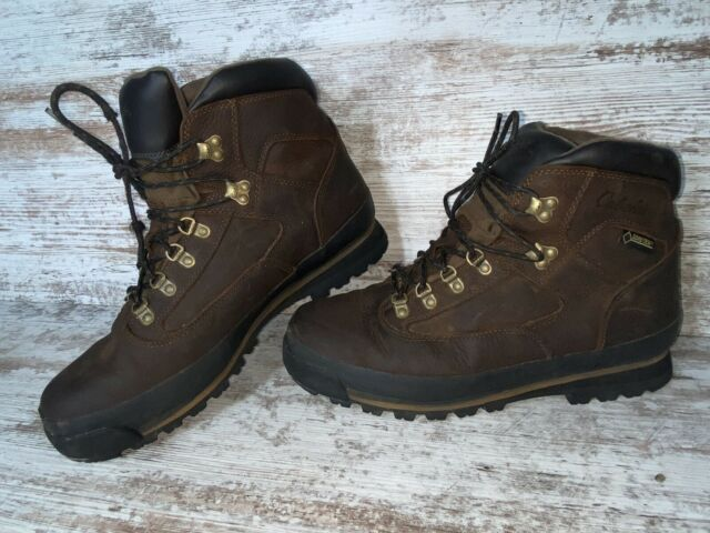 ECCO 46 3ds Gore-tex Brown Leather