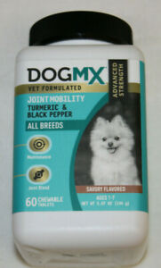 DOGMX-Vet-Formulated-Joint-Mobility-Ages-1-7-Advanced-Strength-60-tablets-NEW