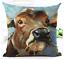 Farm-Yard-Animal-Cushion-Covers-COW-PIG-DOG-Retro-Animal-Art-Pillow-Gift-45cm thumbnail 13