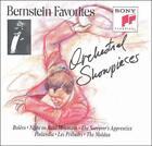 Bernstein Favorites: Orchestral Showpieces (CD, Jan-2008, Sony Classical)