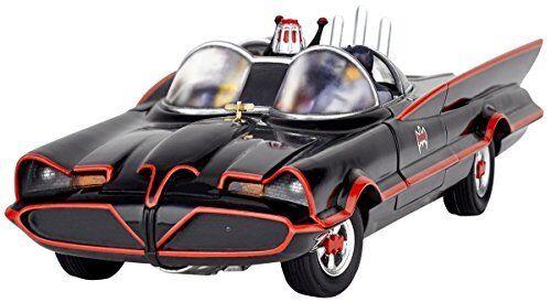 Neue kaiyodo abbildung komplexer film ribo batmobil 1966 batman - auto bild revoltech