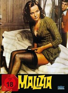 MALIZIA-Laura-Antonelli-Blu-ray-Disc-DVD-Mediabook-NEU-OVP