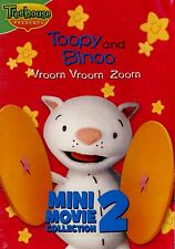 NEW DVD // TREEHOUSE // TOOPY AND & BINOO // VROOM VROOM ZOOM // MINI MOVIE #2