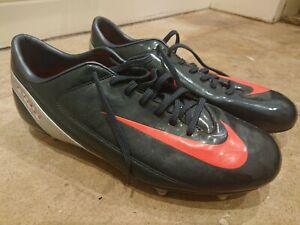 Nike-MERCURIAL-TALARIA-Borchie-Scarpe-Da-Calcio-Misura-UK-12