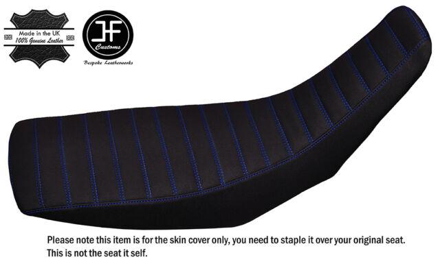 GRIP LINE DESIGN BLACK STITCH CUSTOM FITS HONDA CRF 250 L 12-16 DUAL SEAT COVER
