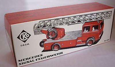 Autos & Lkw Repro Box Cko Nr.439 Mercedes Signalfeuerwehr Spielzeug