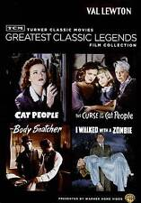 TCM Greatest Classic Legends Film Collection: Val Lewton Cat People  NEW DVD