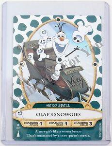 Disney-2015-MVMCP-Mickey-Merry-Christmas-Party-OLAF-Sorcerers-Magic-Kingdom-Card