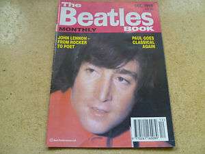THE-BEATLES-BOOK-MONTHLY-Magazine-No-284-December-1999