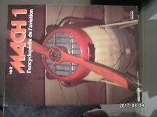 ** Mach 1 encyclopédie de l'aviation n°102 Roland / Rudel / Romano / Roussel
