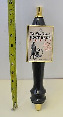 """NIB!! Not Your Father/'s Root Beer 10.7/% Boxing Glove Beer Tap Handle 13/"""" Tall"""