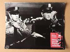 Dümmer als die Polizei erlaubt (Kinoaushangfoto ´58) - Jerry Lewis