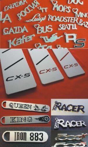 Schriftzüge CAD-Daten Design Zeichnen,CAD-CAM Motorrad Grafik Auto