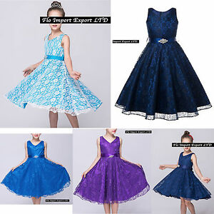 Vestito-Bambina-Abito-Cerimonia-Elegante-Girl-Party-Princess-Dress-CDR057-ABV