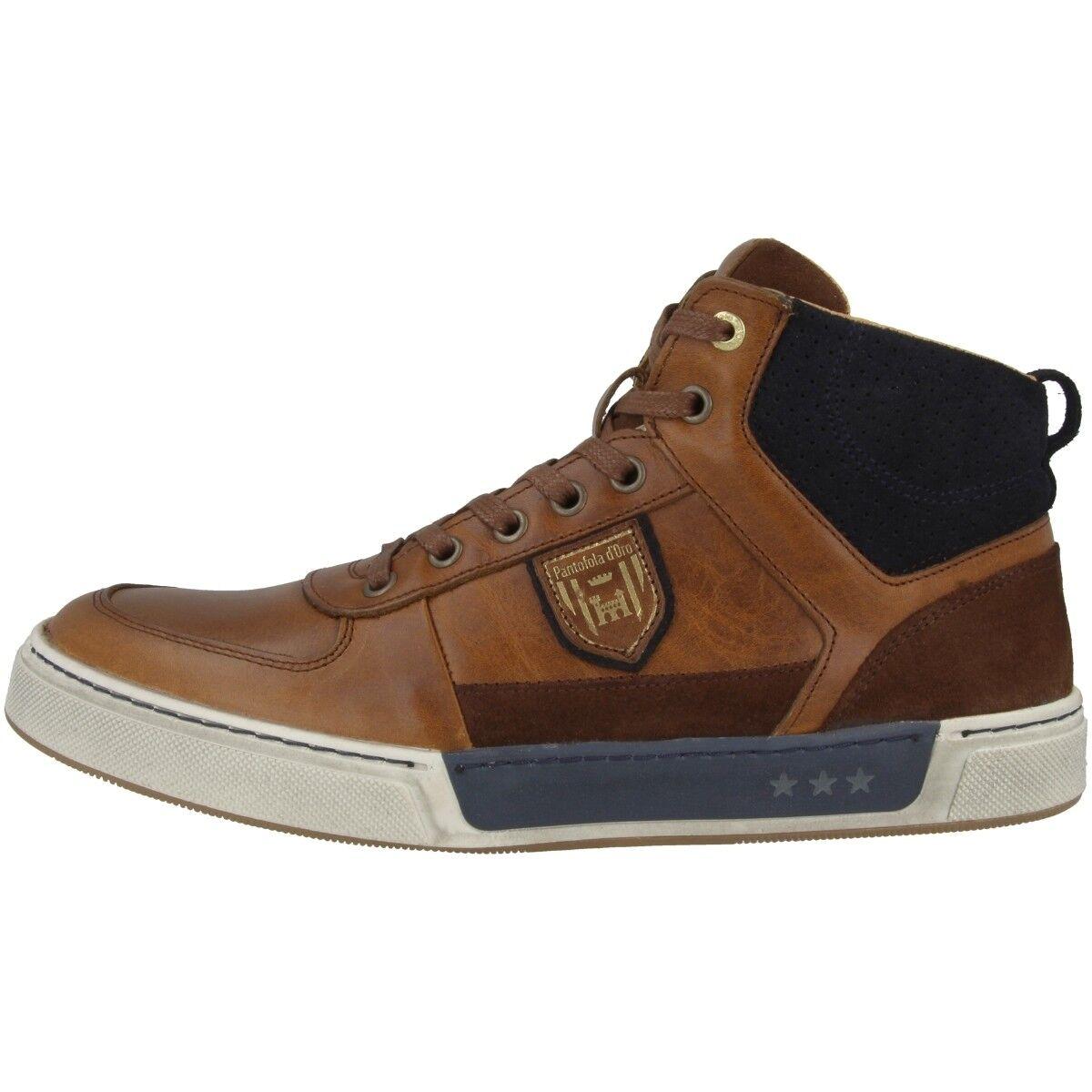 Pantofola D gold Frederico men Mid shoes da Ginnastica Alte Shell 10183023.JCU