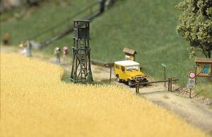 Busch 1204 Wheat Field Kit - T/48 Post