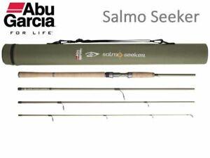Abu Garcia Salmo Seeker Spinning Rod 8/' 8-20g