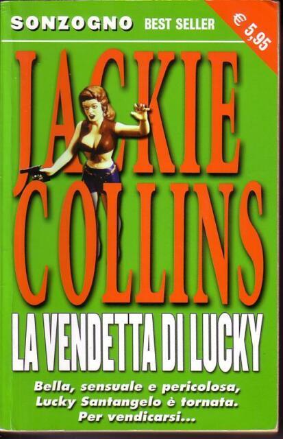 La vendetta di Lucky - JACKIE COLLINS - Sonzogno Best Seller