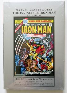 The-Invincible-Iron-Man-11-Marvel-Masterworks-Hardcover-Graphic-Novel-Comic-Book