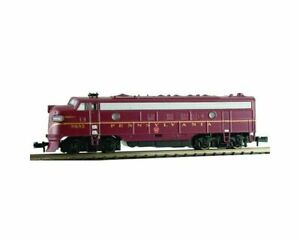 MODEL-POWER-89441-N-SCALE-Pennsylvania-FP7A-Phase-II-Diesel-DCC-SOUND-NEW