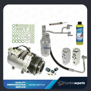 Image Is Loading New Ac Compressor Kit Fits   Ford