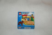 Lego City 7566 agricultor con animales nuevo y sin abrir! se adapta a 7634,7684