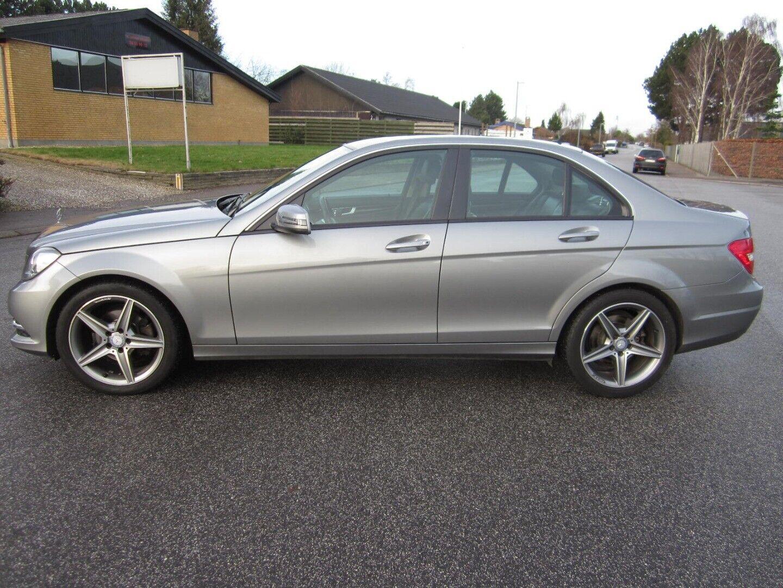 Brugt Mercedes C250 Elegance aut. BE i Solrød og omegn