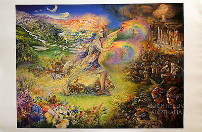 JO WALL - NO MORE PROTEST! FANTASY POSTER (61x91cm)  NEW LICENSED ART