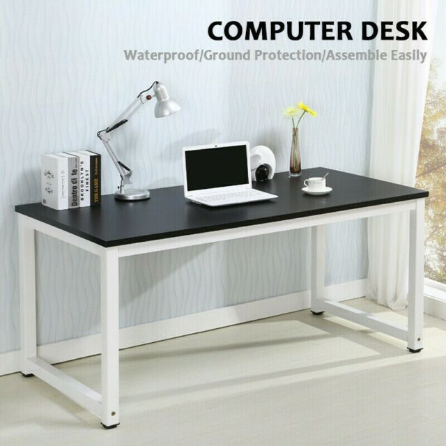 Computer Desk PC Laptop Writing Studing Table Workstation Home Office Furniture