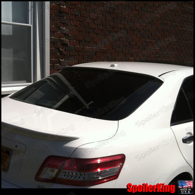 Rear Roof Spoiler Window Wing (Fits: Toyota Camry 2007-11) 284R SpoilerKing