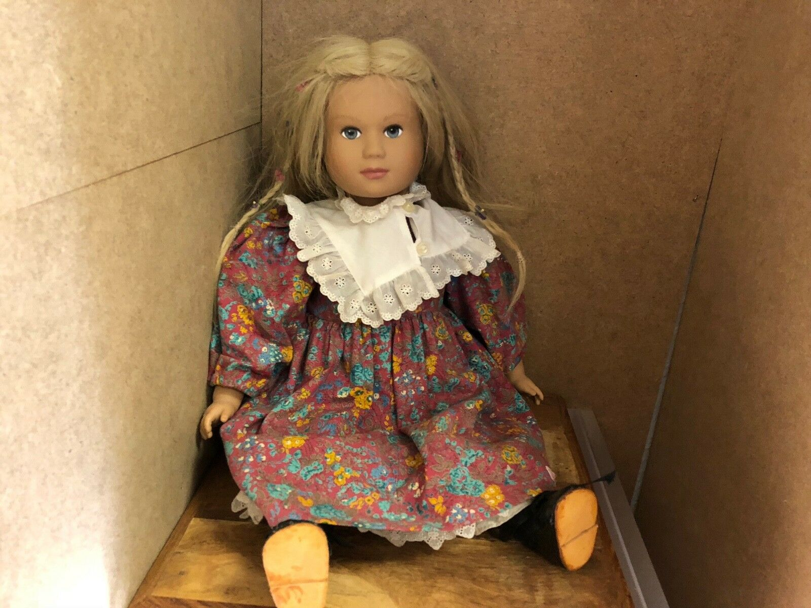 Sigikid Doll Vinyl Doll 48 cm. Top Zustand
