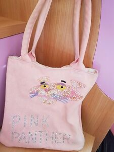 Regalo Ebay Rosa Panther Idea Pink Bambina Pantera Borsa Ragazza wT1nqPRUx
