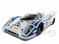 Porsche 917k 1970 Elford/ahrens 16 1/18 Model Car By Autoart 87086