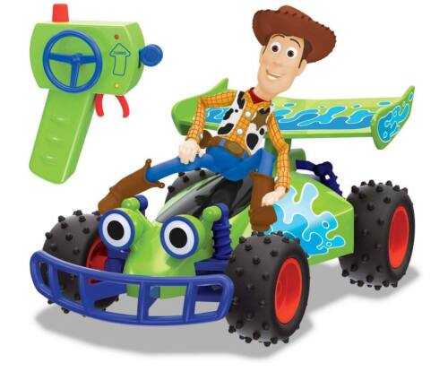 Simba 201134005-Toy Story-Buggy avec Woody ca 20 cm téléguidé