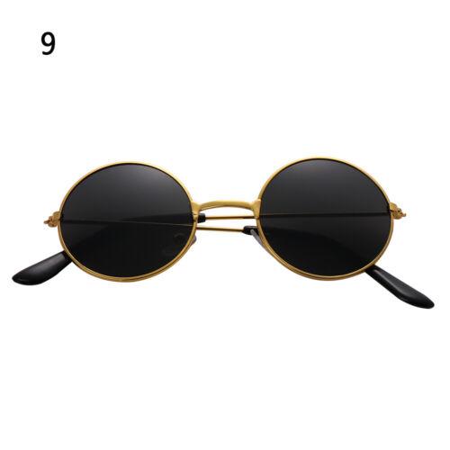 Color Film Outdoor Product Children Sunglasses Eyewear Retro Round Sun Glasses