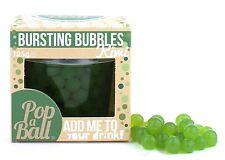 Popaball estallar las burbujas Kiwi sabor cóctel burbuja Té Prosecco Beba más