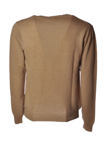 maille branded homme en Pull beige Re qSwtFnWF