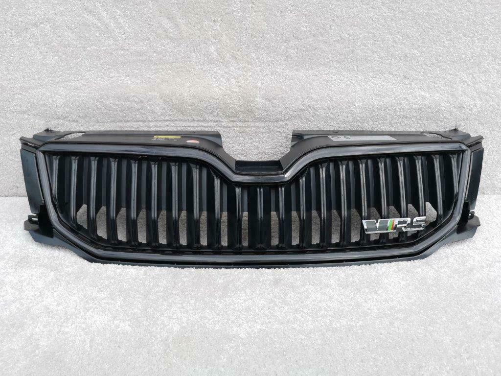 Genuine Skoda Octavia Mk3 Lower Grill Decorative Moulding 5e0071311 For Sale Ebay
